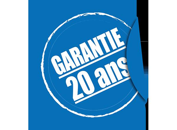 Garantie 20ans