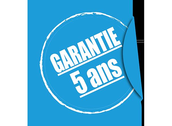 Garantie 5ans