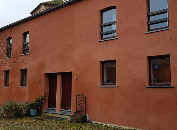 Humidité dans la maison : infiltrations d'eau par la façade