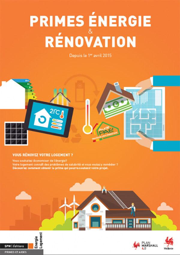 Traitement de l'humidité : prime à la rénovation