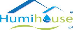 Logo Humihouse : société de traitement de l'hmuidité