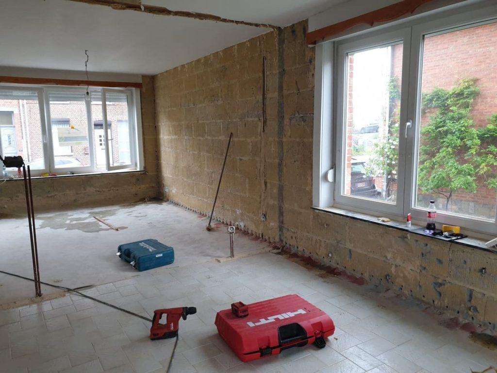 Comment Ventiler Un Garage Humide quelles sont les conséquences du salpêtre sur les murs