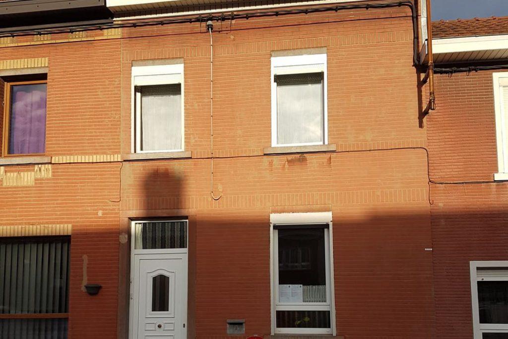Isolation de la façade pour la protéger de la pluie